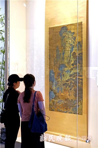莱溪华宝——翁氏家族旧藏绘画展亮相三件传世名作