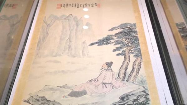 视频 | 王退斋诗书画文献展:是诗人,也是懂生活的父亲