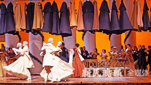 《叶甫盖尼·奥涅金》昨首演,这出诞生于百年前的歌剧有何魅力?