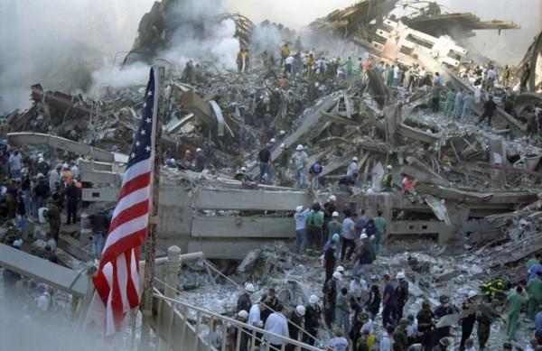 """""""911"""" 18周年   美国并不可悲,装睡的人更可怜"""
