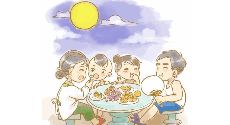 中秋到,一起来听听以前上海人吃月饼的趣事!