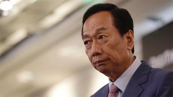 郭台铭退出国民党,看似闹剧实耐人寻味