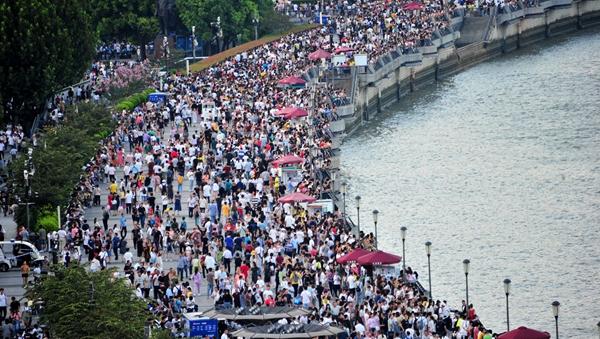 昨天是15年来最热中秋 今天上海网站SEO最高温31℃ 云系增多