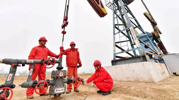 工博之星 匠心智造 | 研发碳纤维,中国石化首创高效石油机采系统