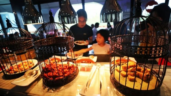米道好,腔调足!按照这份上海美食地图吃,绝对灵