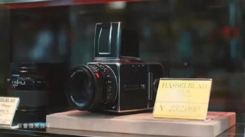 周杰伦新歌里的同款相机,你不知道的哈苏!