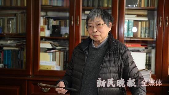 第七届上海文学艺术奖|周慧珺:一生坚守纵情书