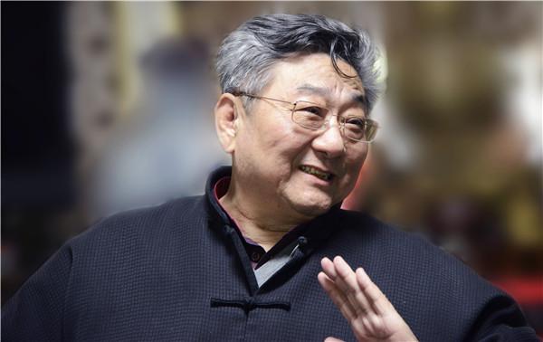 第七届上海文学艺术奖丨韩天衡:良师益友多担当