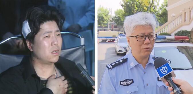 22年!上海闹市区抢劫杀人嫌犯终落网!民警头都白了