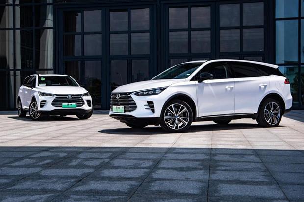 新能源车市再添劲旅 全新一代唐DM双擎四驱版全能上市