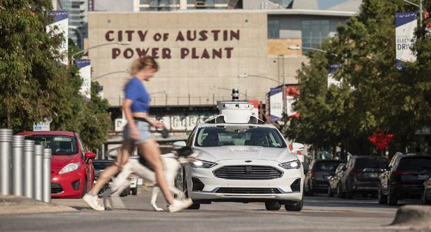 福特将在美国奥斯汀开展自动驾驶业务试运营