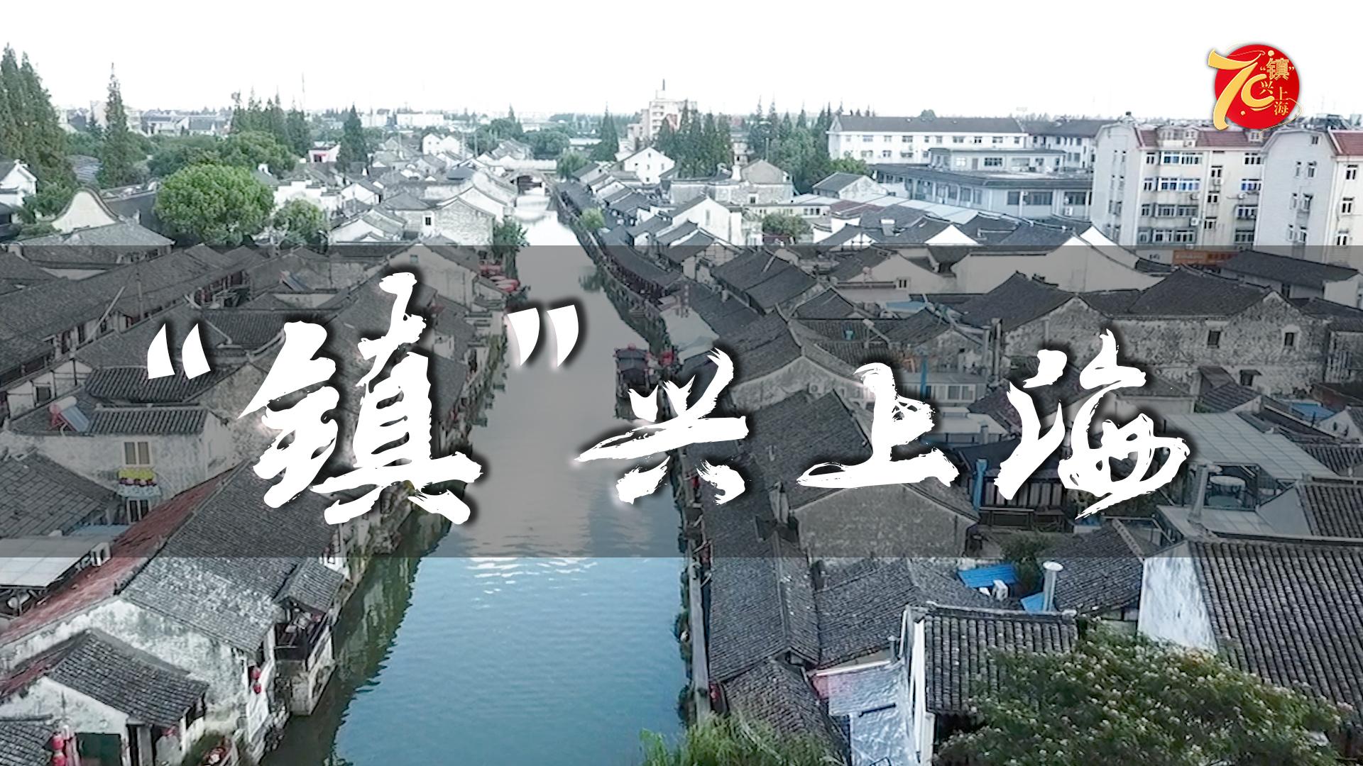 """美!150秒""""游""""遍上海9个""""国字号""""特色小镇"""