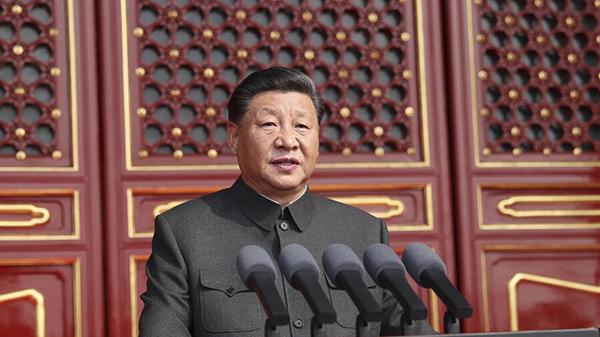 习近平在庆祝中华人民共和国成立70周年大会上发表重要讲话