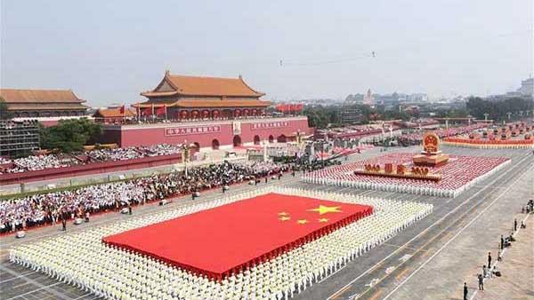这一天,不是只有中国人在欢庆,世界网友表白中国