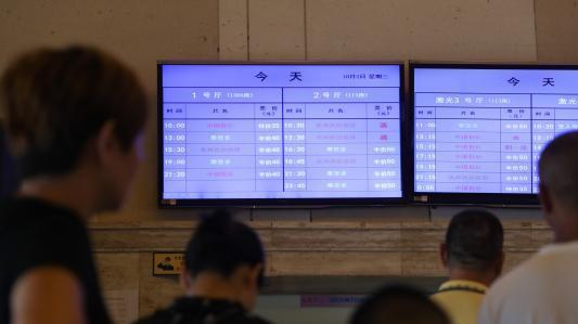 《中国机长》等三部主旋律影片三日累计票房超19亿元