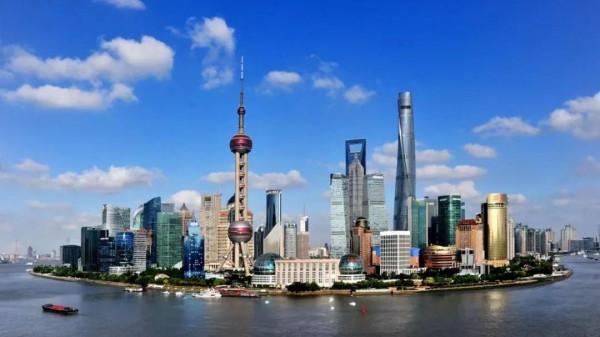 高光时刻 | 看一百年的中国去上海 站在地球仪旁想浦东