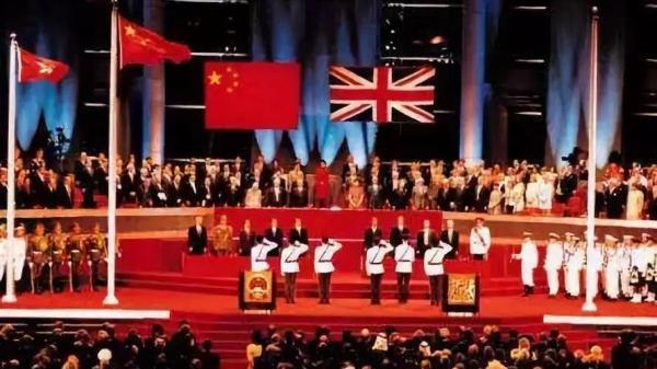 共和国大使忆外交风云② | 马振岗:在英国外交部见证香港回归