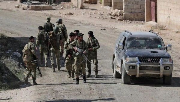土耳其出兵叙利亚一场闹剧,美俄同时翻脸!土耳其该不该撤军?