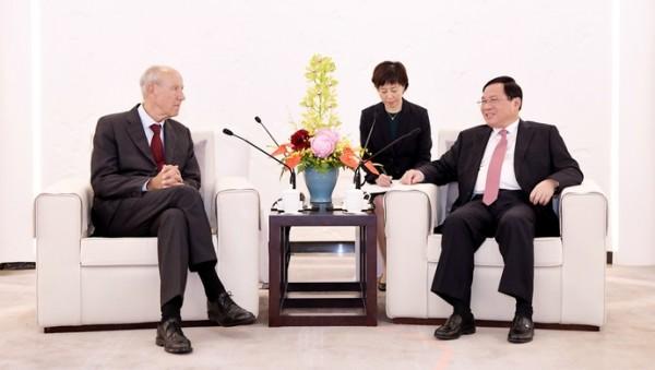 亚太地区知识产权中心城市!李强同WIPO总干事会面时明确上海这个建设目标