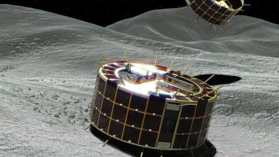 多国加入这场月球之旅,日本月球车拟2021年首次登月