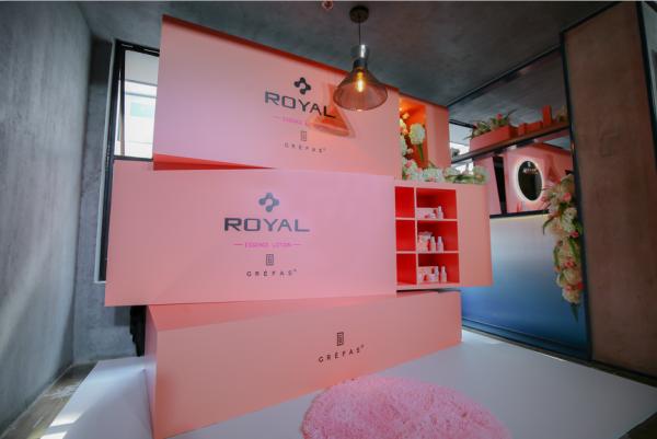 日本著名胎盘精华化妆品品牌《GREFAS ROYAL》正式进军中国