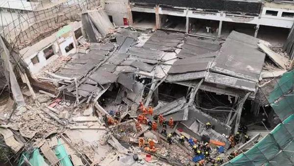 上海长宁昭化路5·16坍塌事故报告:建议移交司法机关8人