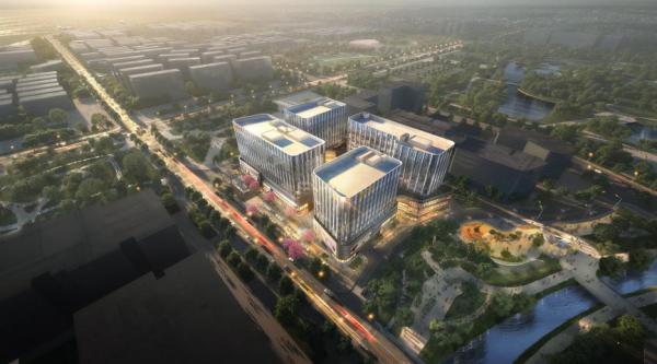 融信·上坤中心即将启动全球招商 助力上海西文化新都心崛起