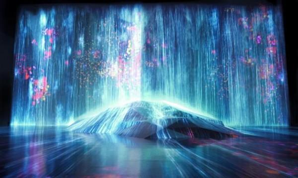 爱普生携手teamLab打造科技奇幻世界 展现无界艺术魅力