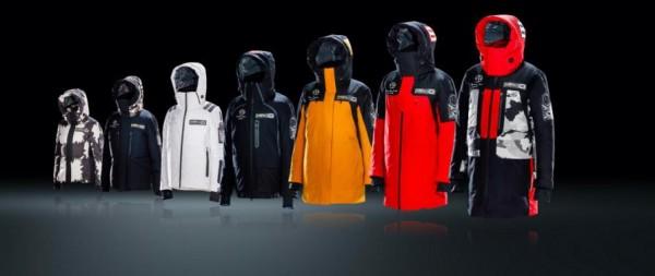 全球超级羽绒服,43年专业力作,波司登登峰系列发布