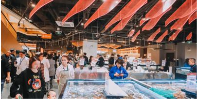 上海再添智慧零售新地标 五角场苏宁易购广场荣耀起航