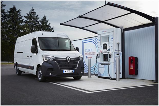 雷诺集团将推出氢能源轻型商用车