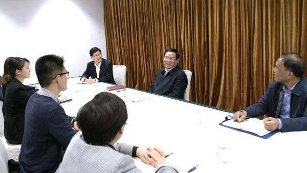 """与每个人息息相关的这个大课题大事情,李强专为基层党员代表""""划重点"""""""