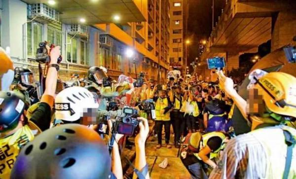 """不公不正不义,香港记协""""十宗罪""""该好好查查"""