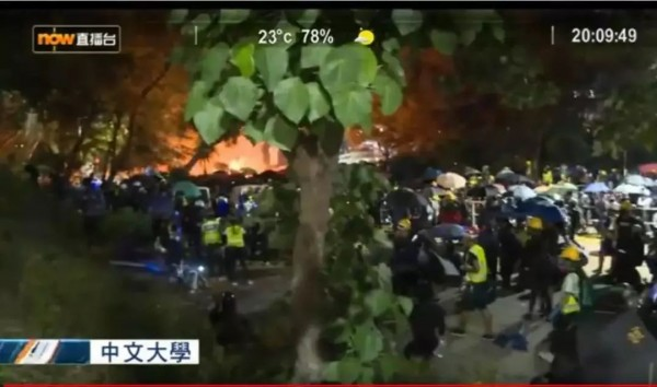 暴徒无底线肆虐,香港各界强烈谴责