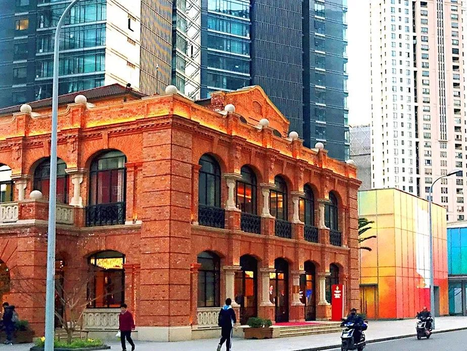上海老城厢里的潮流新地标!16000㎡网罗各地美食