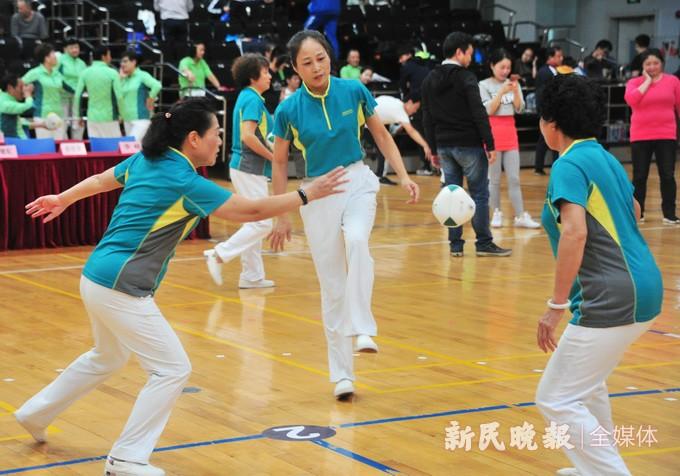 2019上海城市业余联赛 粽子球大赛精彩纷呈