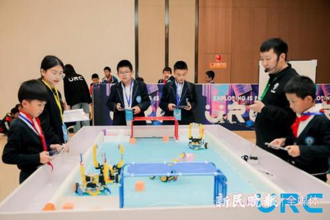 倒计时4天!2019URC青少年人工智能与机器人挑战赛总决赛即将在昆明滇池正式开战
