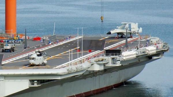 """过海峡了,给力!中国""""航母二胎""""告诉世界,""""我们在台海走大路"""""""