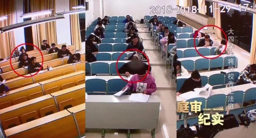 上海一大四学生临近毕业,因作弊被开除!不服气把学校告上了法庭