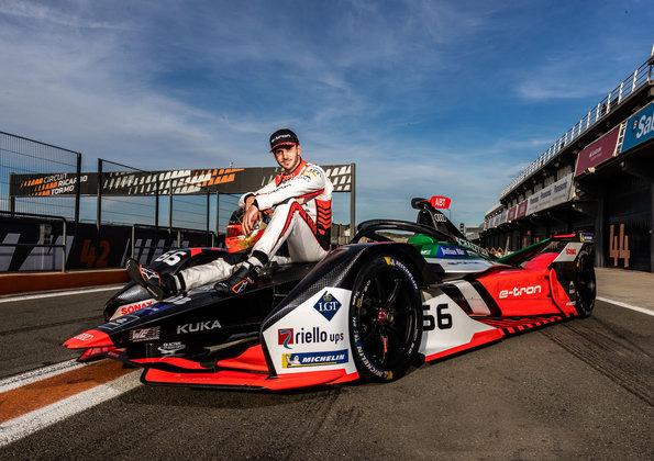 奥迪强势出征Formula E新赛季