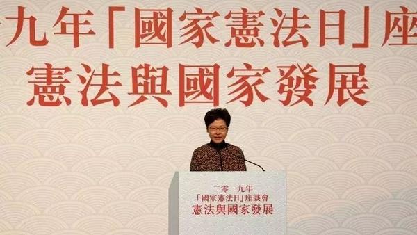 遵循宪法、重振法治,香港才能长治久安