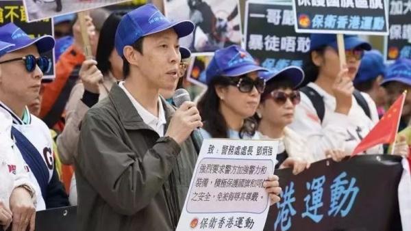 香港市民喊话要求加强执法