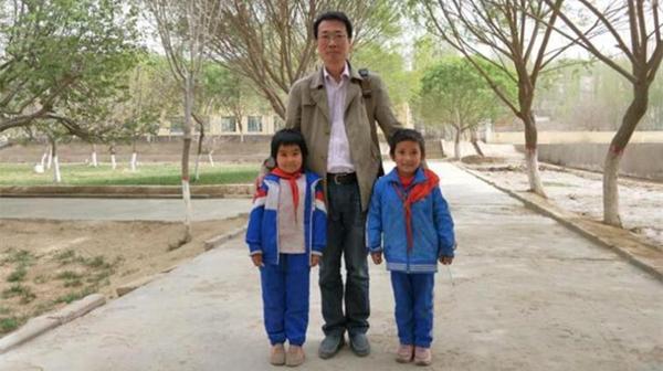 他,一直在路上——記上海第九批援疆干部、葉城縣教育局副局長 蘇偉東