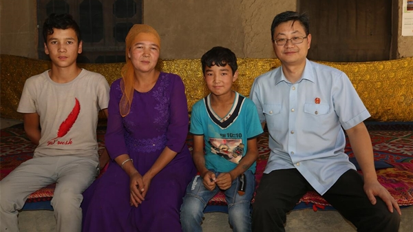 堅守公平正義的上海法律人——上海第九批援疆干部 莎車縣人民法院 吳軍