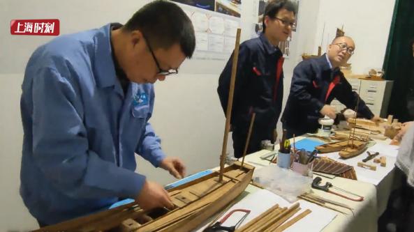 视频 | 长三角25家博物馆携手 航海非遗大展在沪开幕