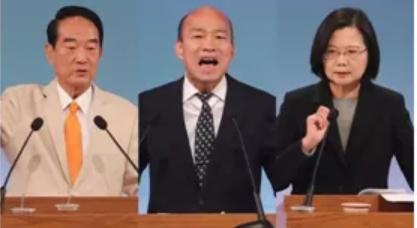 台湾地区民调原来是这么玩的,太搞笑了!