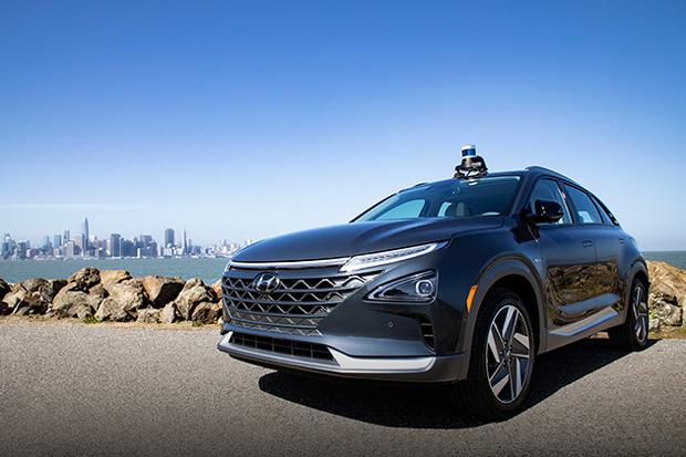 现代汽车加速自动驾驶技术研发