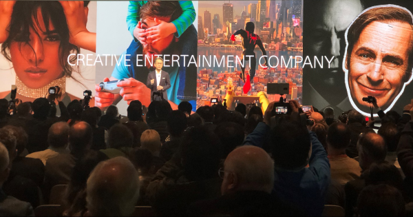 "CES 2020,索尼持续推进企业战略—— ""建立在坚实技术基础上的创意娱乐公司"""