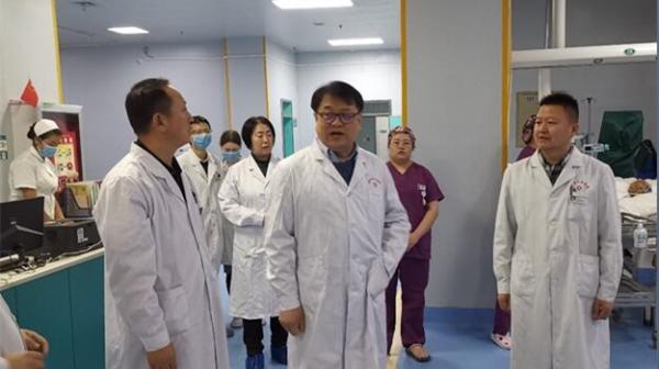 接力援疆行 共筑浦莎情 ——记上海市第七人民医院重症医学科的援莎情结