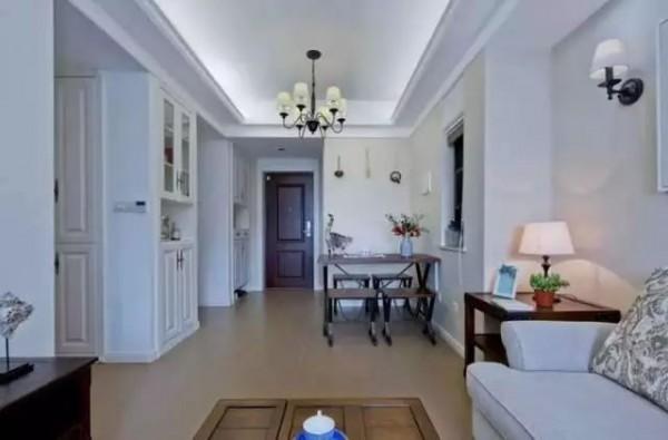 65㎡简美两居室,只要喜欢就是最好的家!